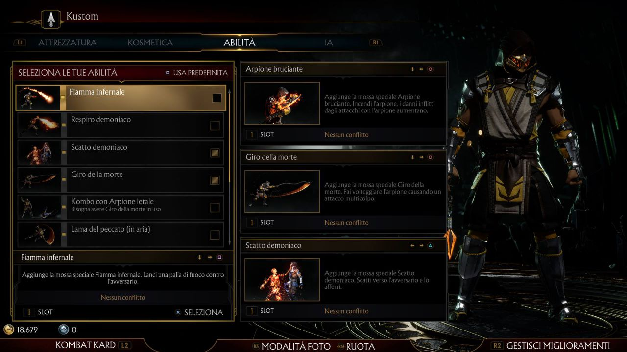 Mortal Kombat 11: guida al farming di monete e potenziamenti