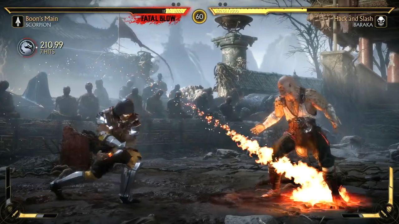 Mortal Kombat 11 include un Easter Egg dedicato al film Marvel Black Panther