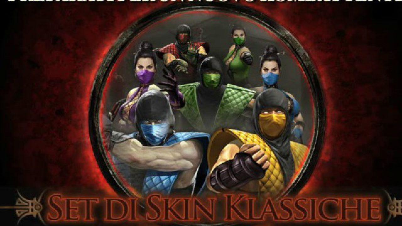 Mortal Kombat: Komplete Editon - una lista di tutti i contenuti