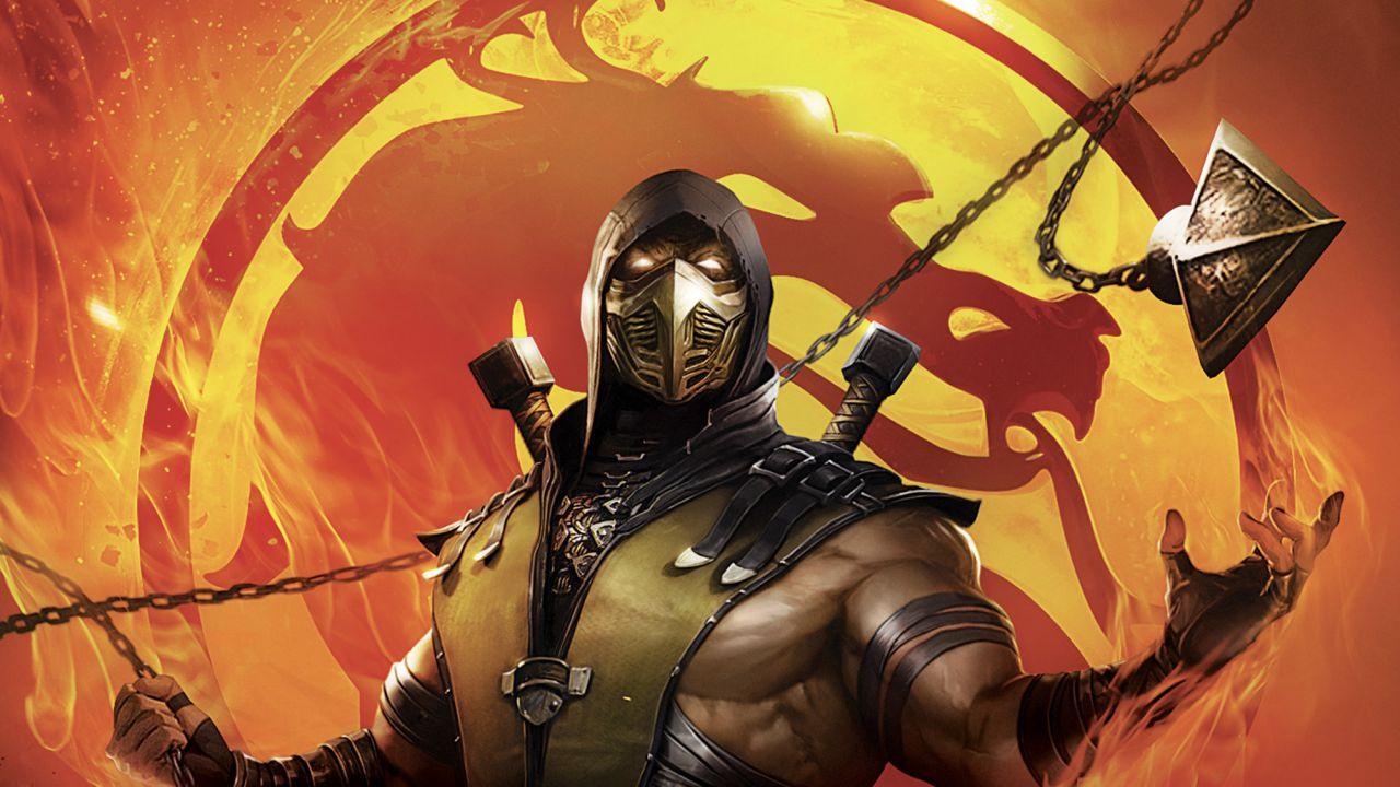 Mortal Kombat Legends: Scorpion's Revenge arriva in streaming: tutti i dettagli!