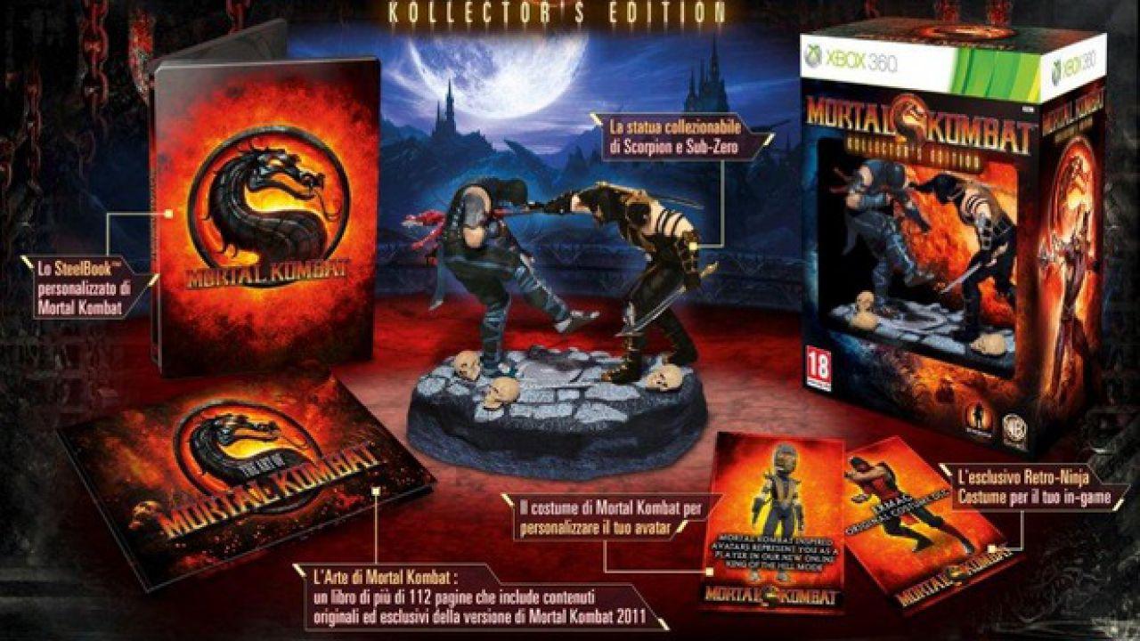 Mortal Kombat, svelato il quarto combattente via DLC. E' Freddy Krueger !