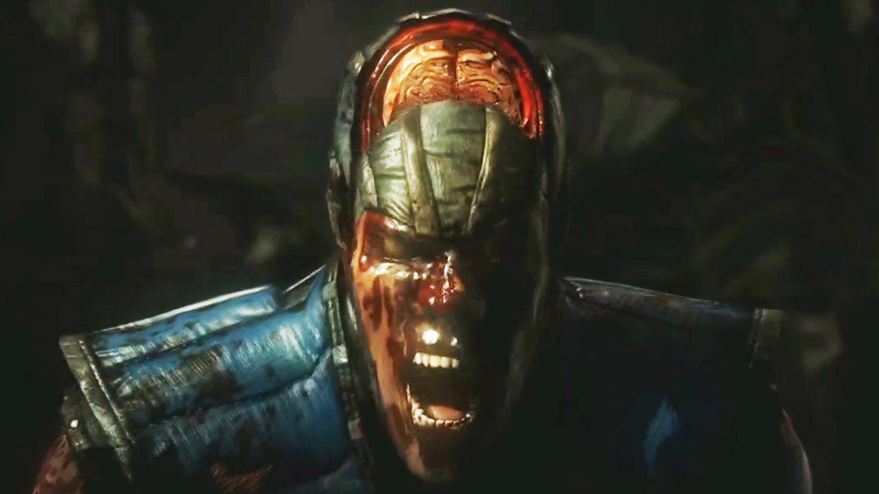 Mortal Kombat X, ecco i personaggi mostrati in trenta minuti di gameplay