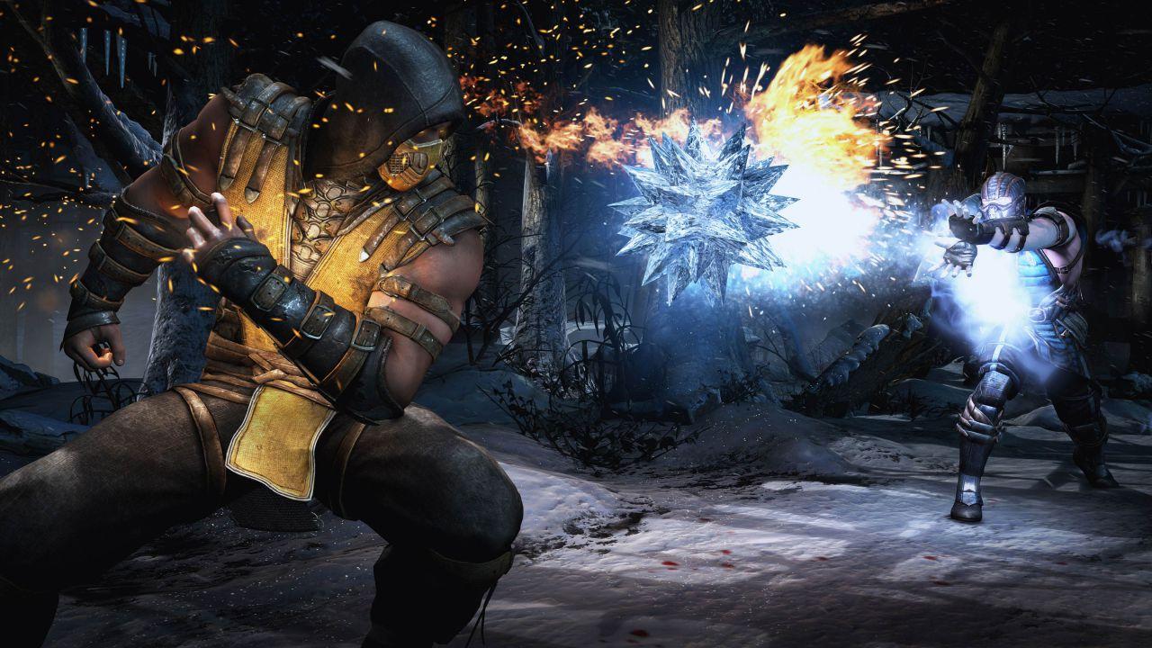 Mortal Kombat X: Medieval Skin Pack gratis per tutti dal primo marzo
