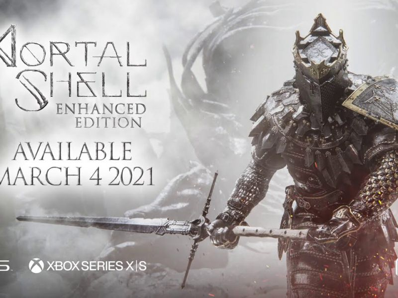 Mortal Shell Enhanced Edition arrives on PS5 and Xbox Series X | S in 4K / 60fps