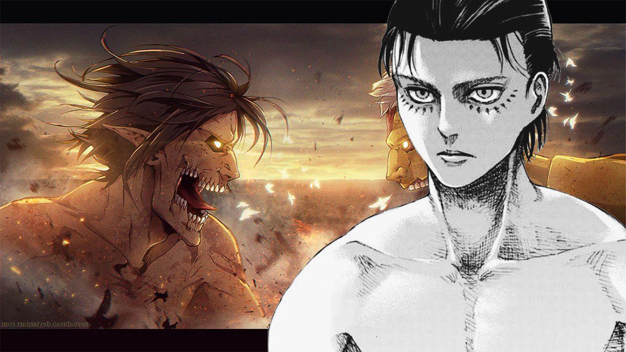 Morte e distruzione in L'Attacco dei Giganti 134: Eren deve affrontare gli ultimi nemici
