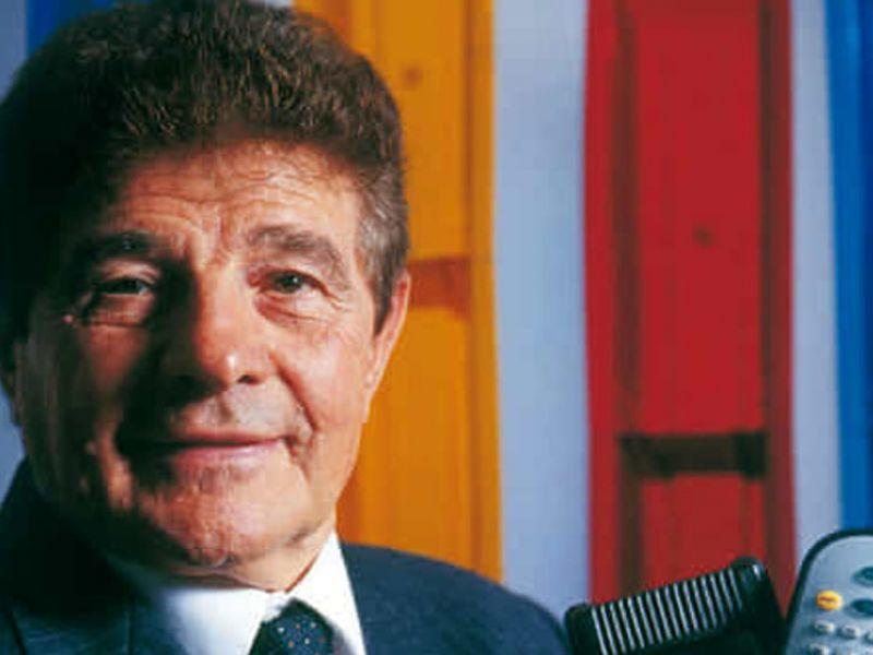 Morto Loris Meliconi, l'inventore dell'iconico guscio salva telecomando