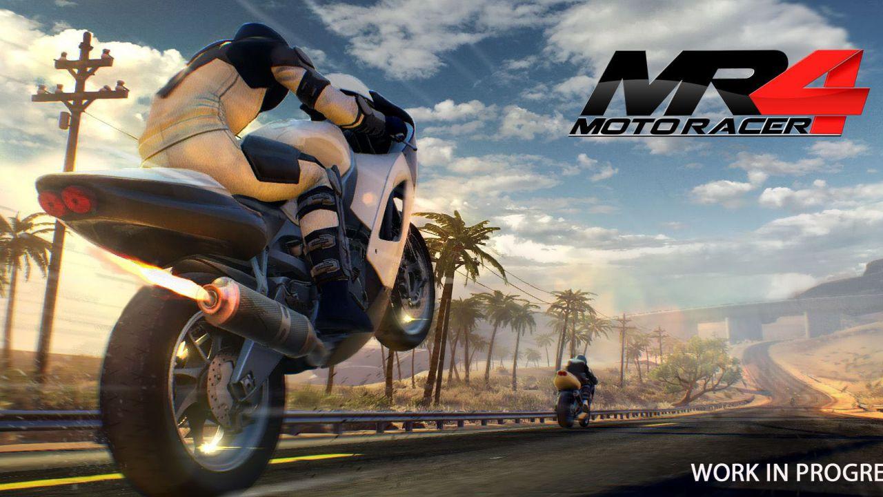 Moto Racer 4: data di uscita annunciata