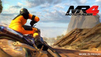 Moto Racer 4 si mostra nelle prime immagini ufficiali