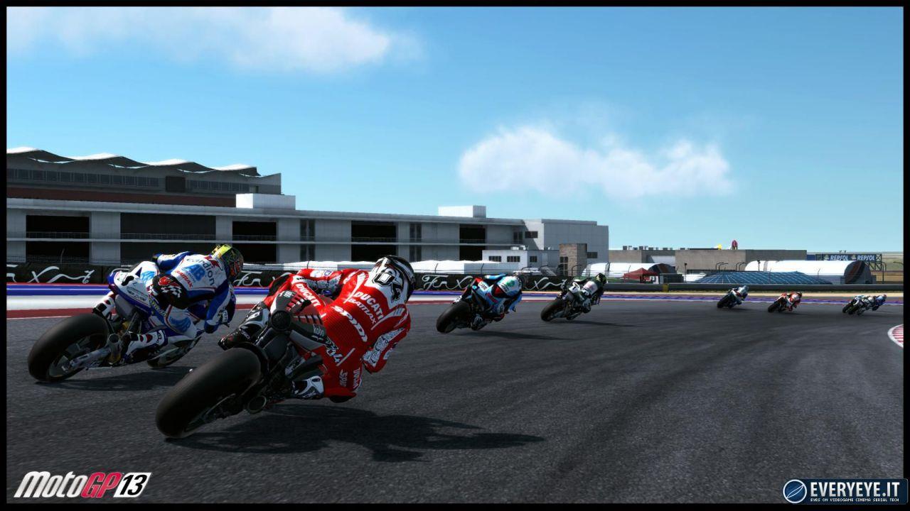 MotoGP 13: Per la prima volta un titolo Milestone approda su Steam