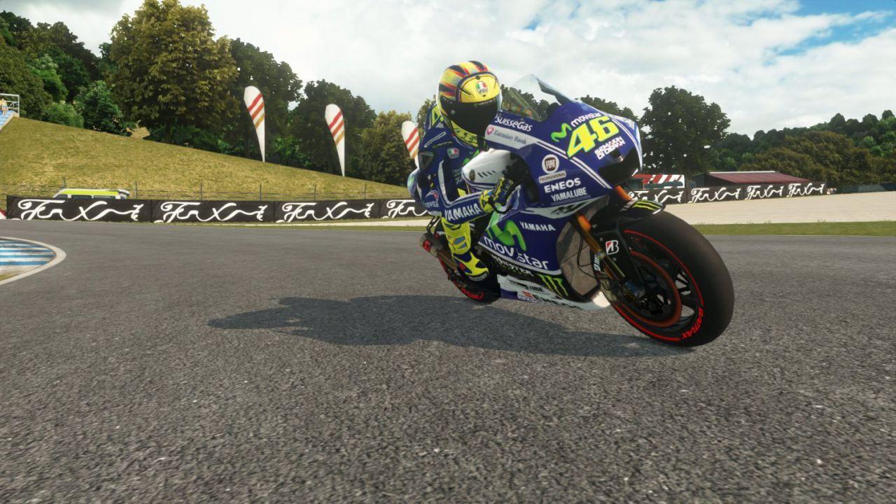 MotoGP 15 usa un core aggiuntivo su Xbox One