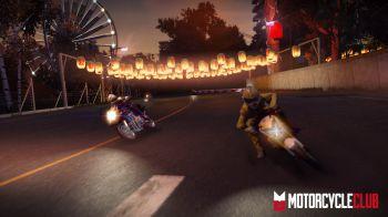 Motorcycle Club, nuove immagini del gioco
