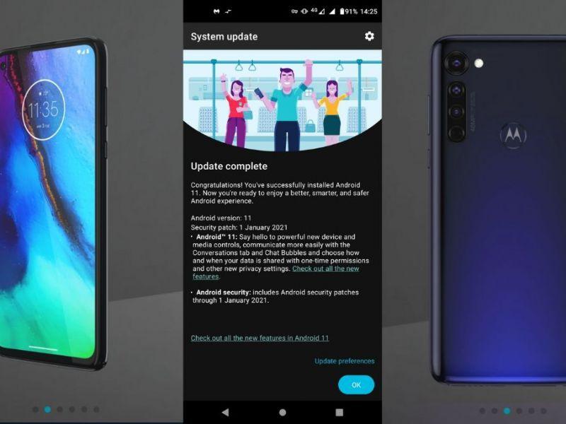 Motorola avvia il rilascio di Android 11 nei suoi smartphone: si parte dal Moto G Pro