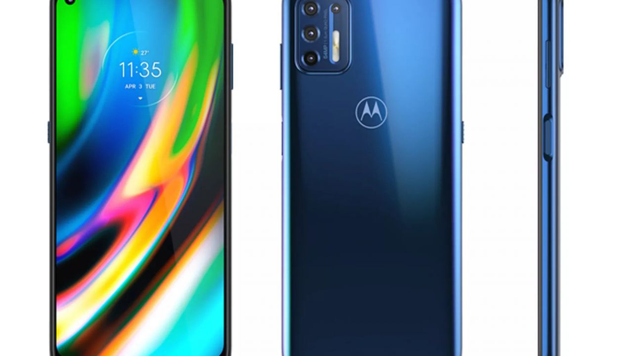 Motorola, trapela in rete il G9 Plus: fotocamera da 64MP e super batteria da 5000 mAh!