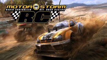 Motorstorm RC: un trailer gameplay