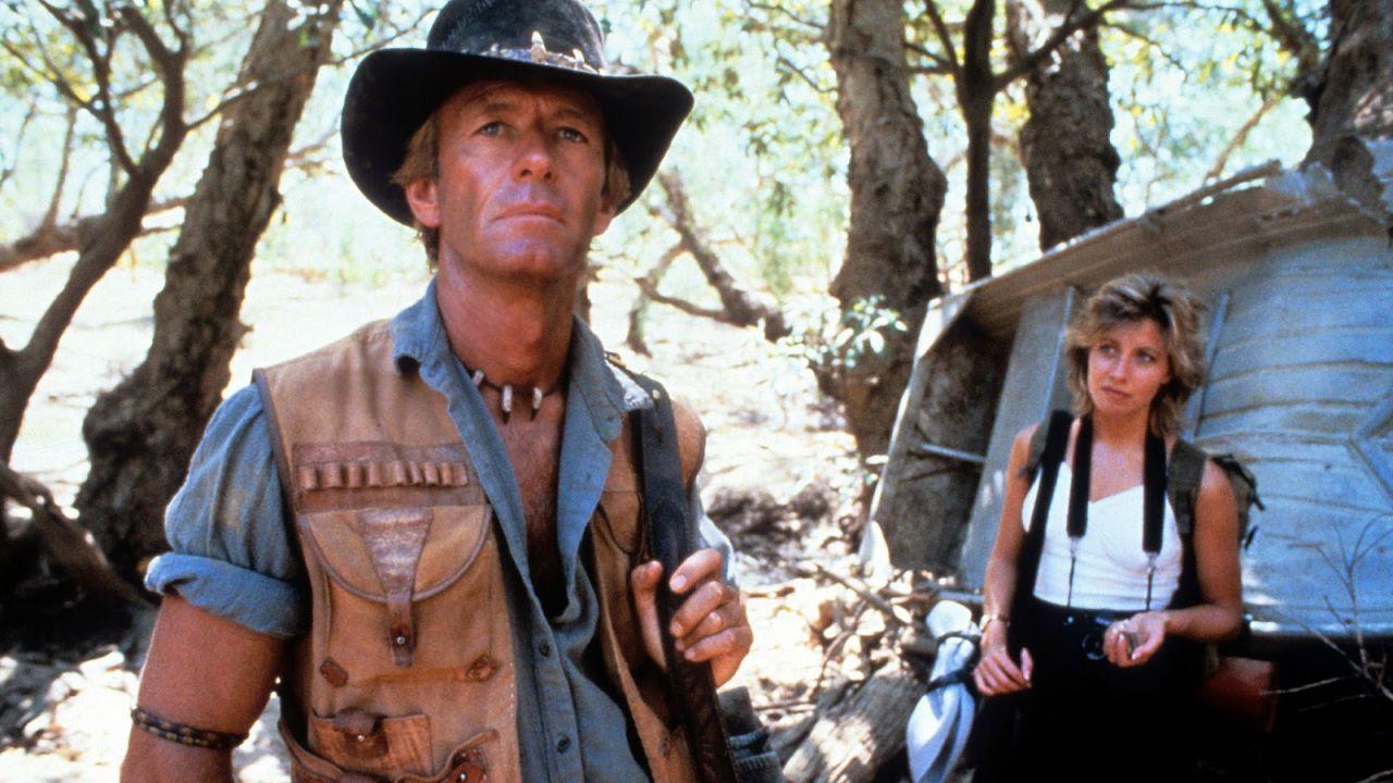 Mr. Crocodile Dundee: ecco la vera storia che ha ispirato il film cult con Paul Hogan