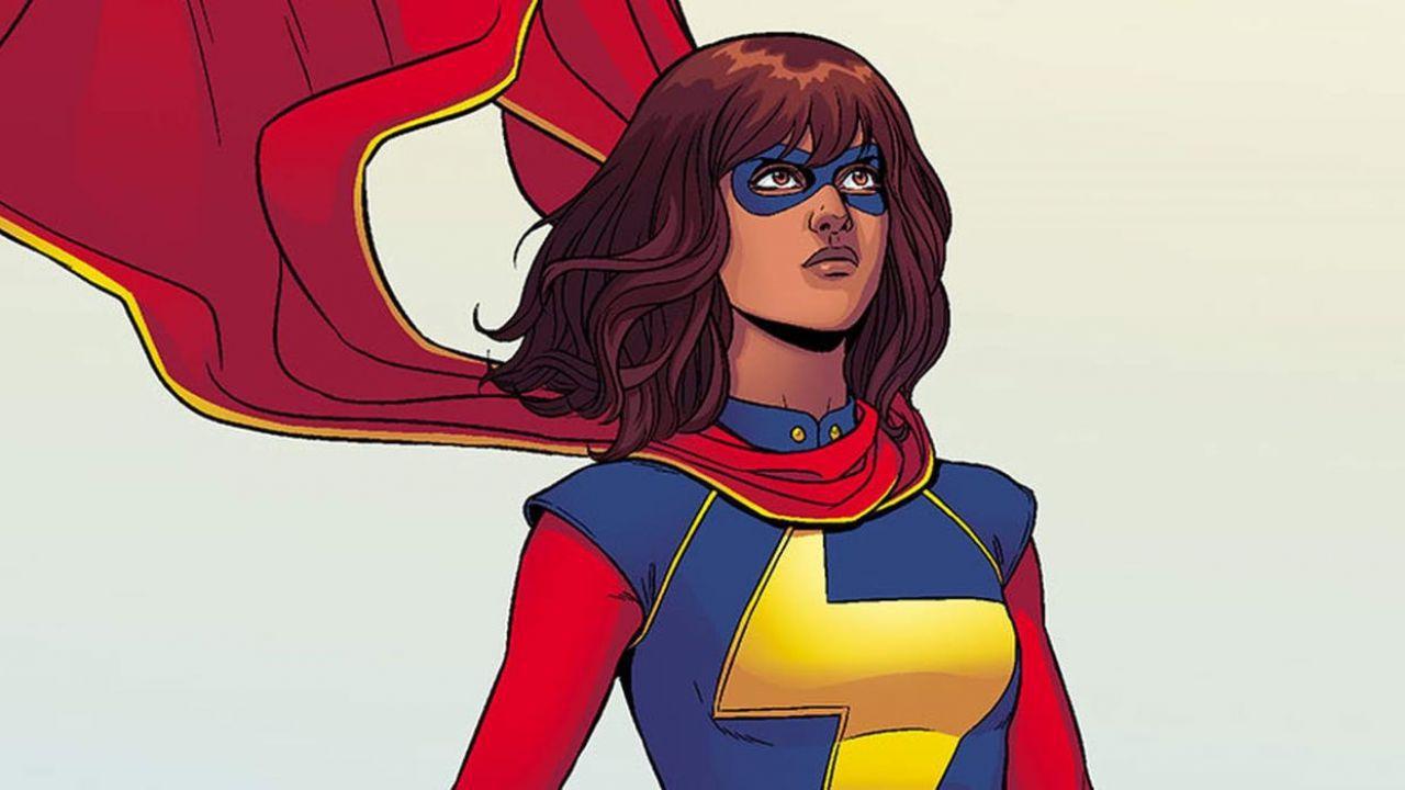 Ms. Marvel: il leak di un provino cita i New Avengers e gli Inumani