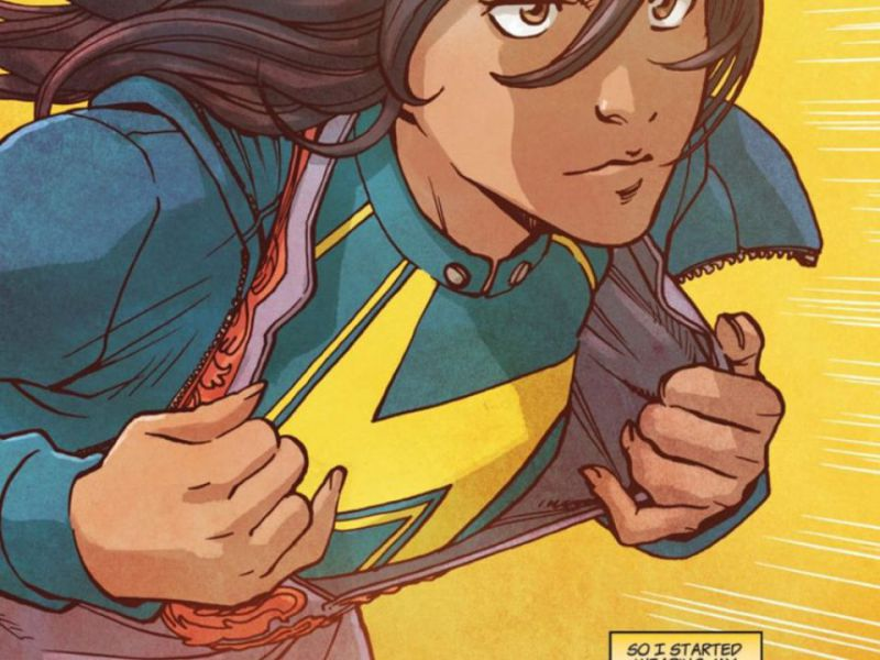 Ms. Marvel: rivelato il nome di lavorazione e la data di inizio delle riprese!