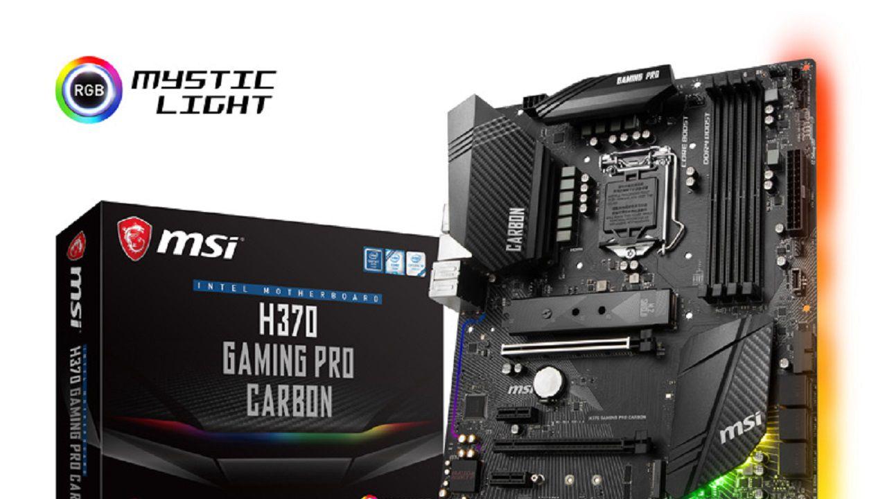 MSI: annunciate le nuove motherboard compatibili con Intel Core i7 8086K