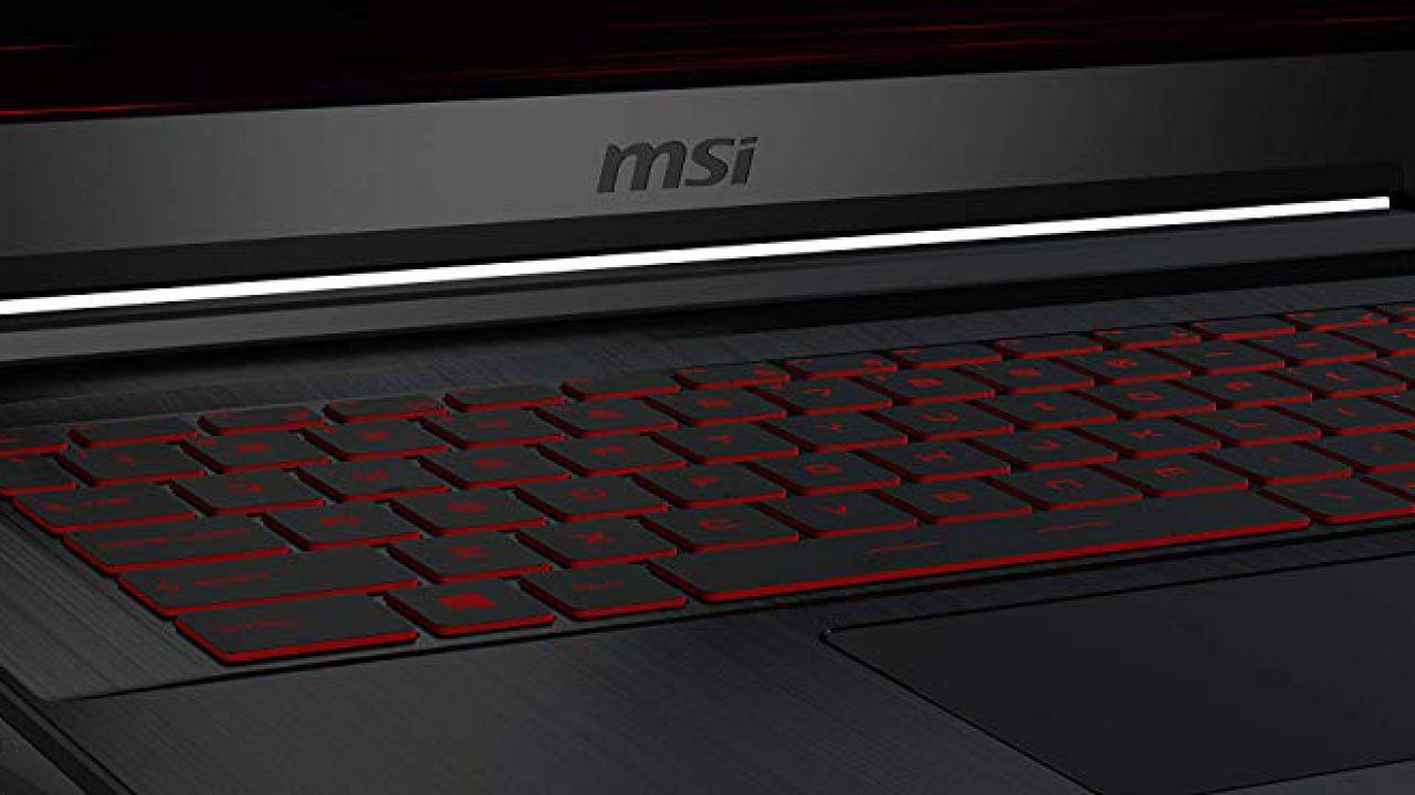 MSI GF63 a un prezzo mai visto e altri notebook gaming in offerta per il Cyber Monday