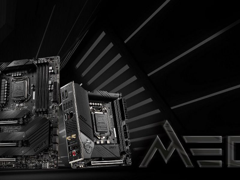 MSI presenta le nuove schede madri MEG Z490 UNIFY: le specifiche tecniche