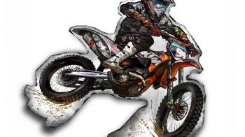 MUD - FIM Motocross World Championship per PS Vita: il circuito La Baneza in nuovo video gameplay