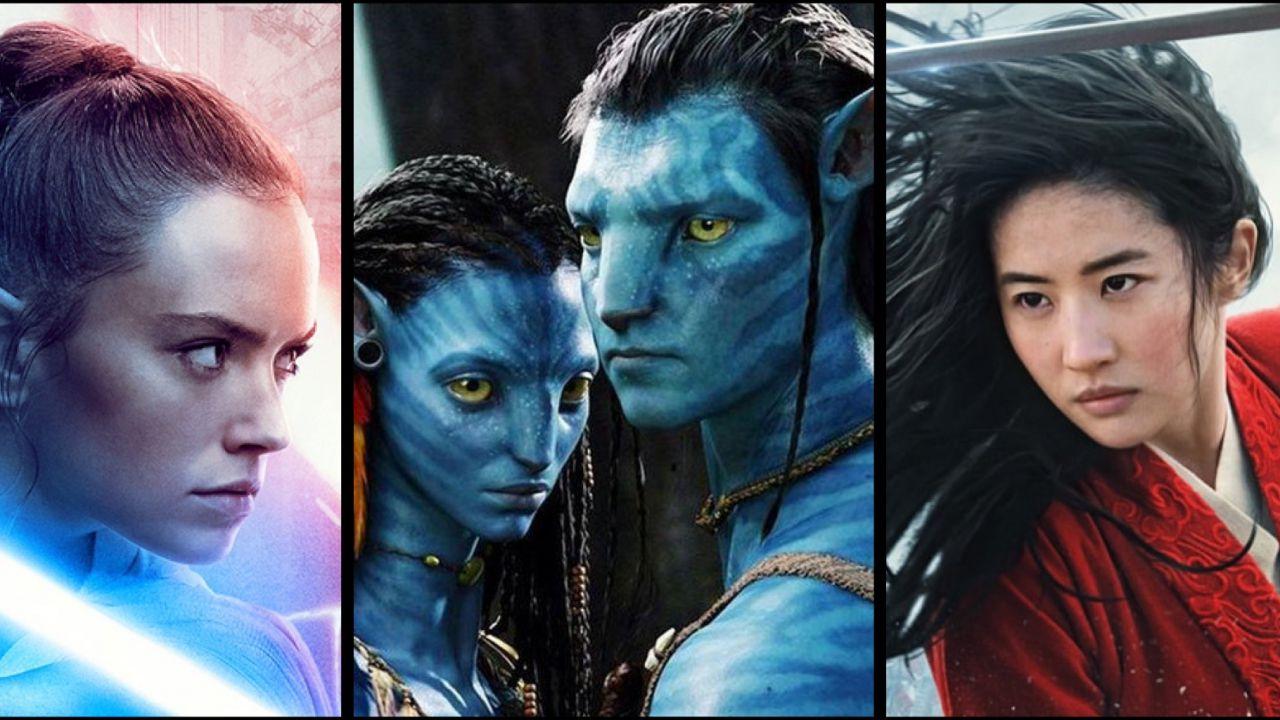 Mulan, Avatar, Star Wars: ecco tutti gli ultimi spostamenti nel calendario Disney