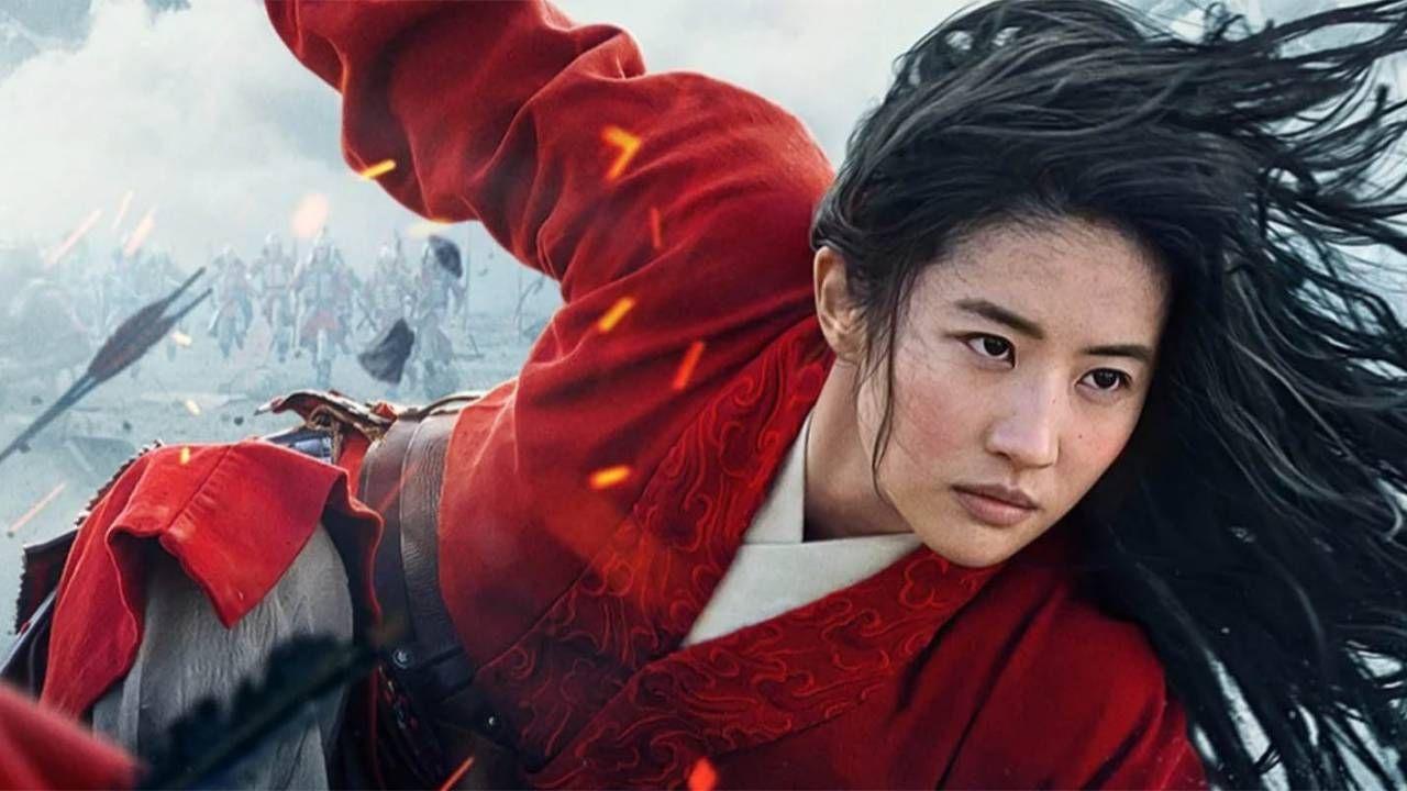 Mulan, seconda settimana consecutiva in cima alla Official Film Chart per il film Disney