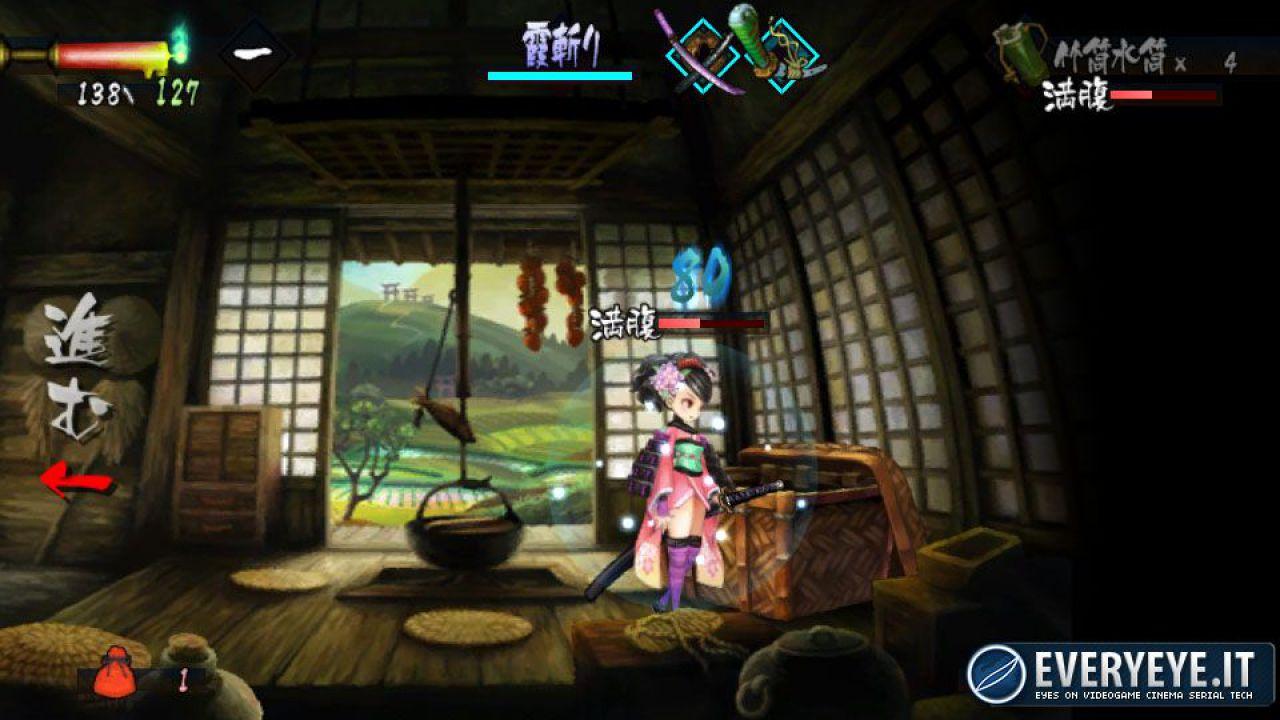 Muramasa Rebirth: immagini dei boss, video gameplay