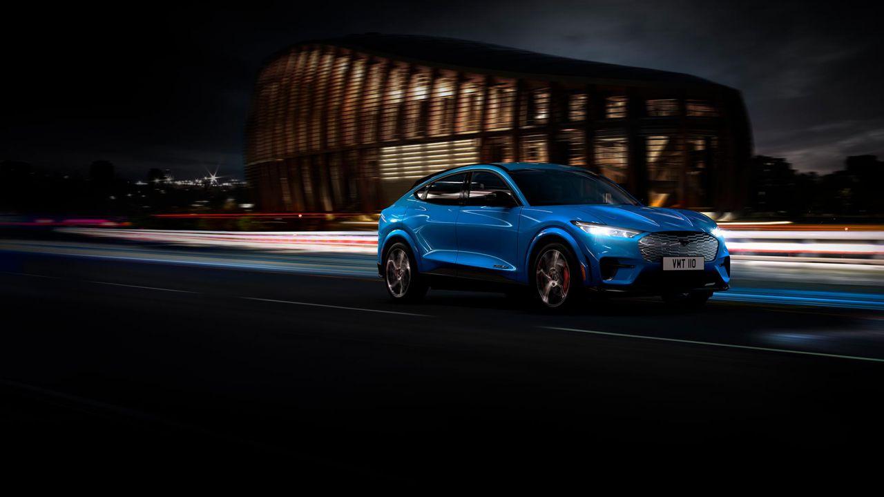 Mustang Mach E: quanto pesa il SUV elettrico di Ford?