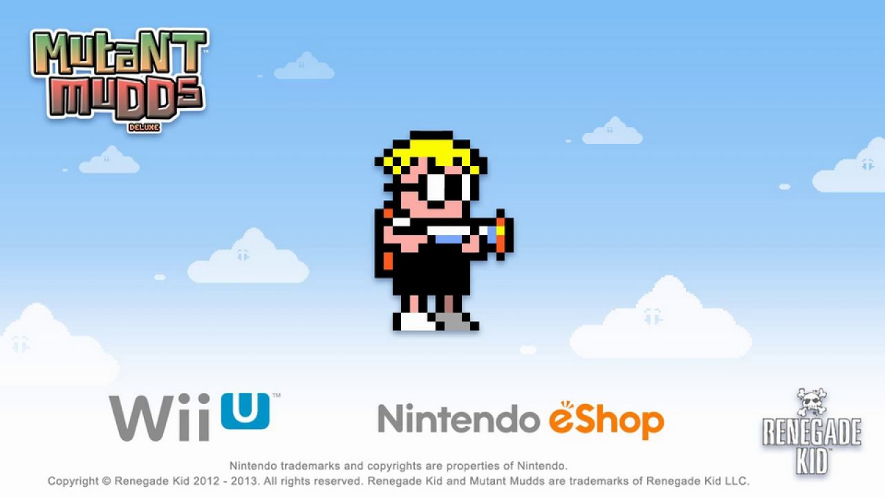 Mutant Mudd: l'update per 3DS è stato finalmente inviato a Nintendo