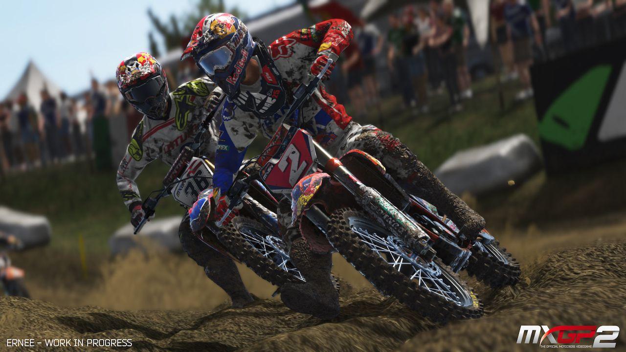MXGP 2: annunciata le opzioni di personalizzazione per moto e pilota