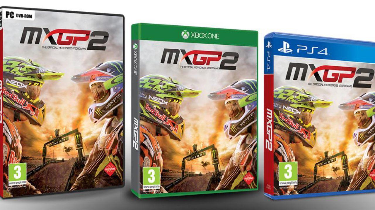 MXGP 2 The Official Motocross Videogame uscirà a fine marzo