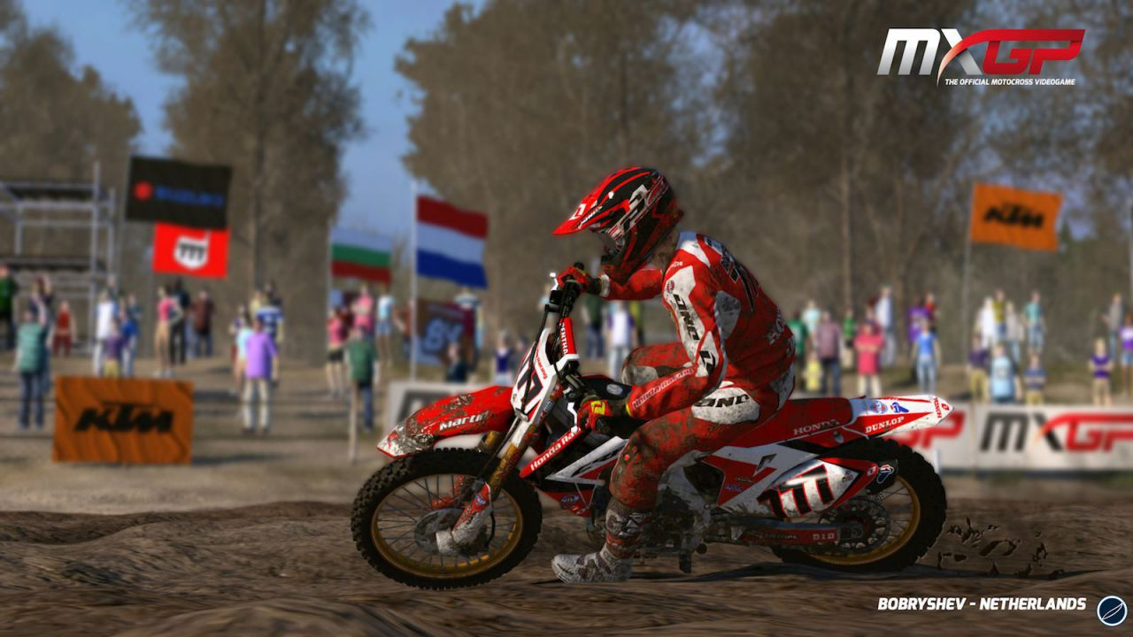 MXGP per PlayStation 4 mostrato alla Games Week - Live su Twitch