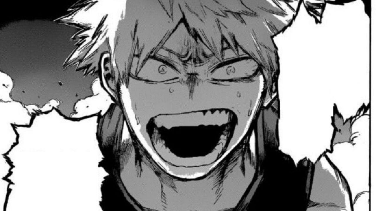 My Hero Academia 285: Bakugo proprio come un eroe negli spoiler del nuovo capitolo