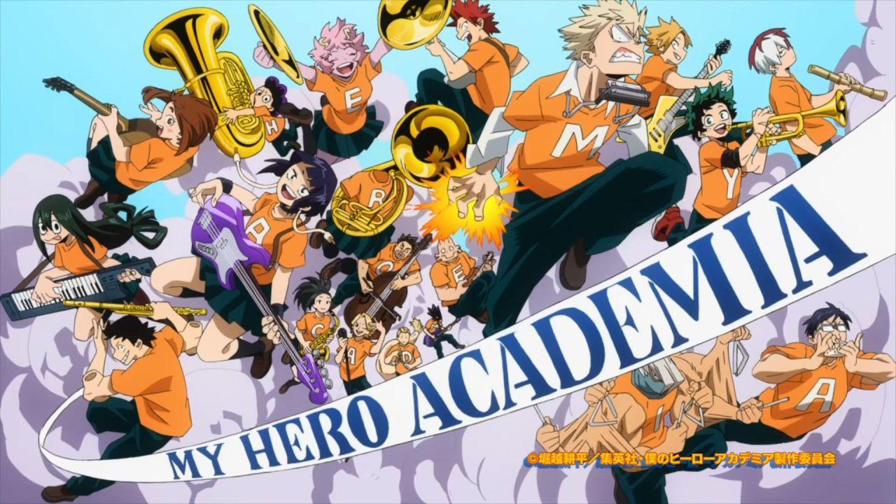 My Hero Academia 4x23 arriva su VVVVID: il Festival ha finalmente inizio