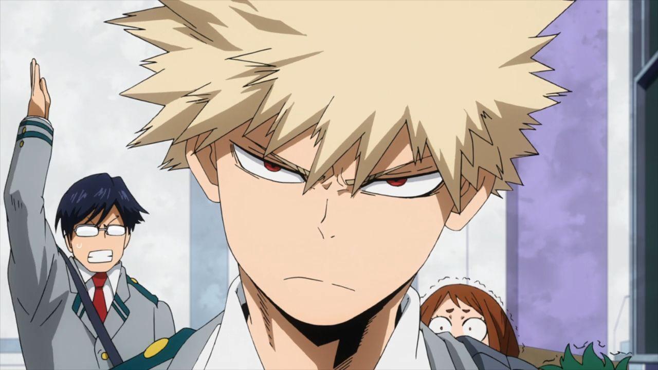 My Hero Academia Bakugo Assume Le Sembianze Di Ken Di