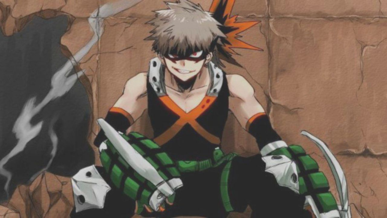My Hero Academia: Bakugo si tinge al femminile in questo esplosivo cosplay