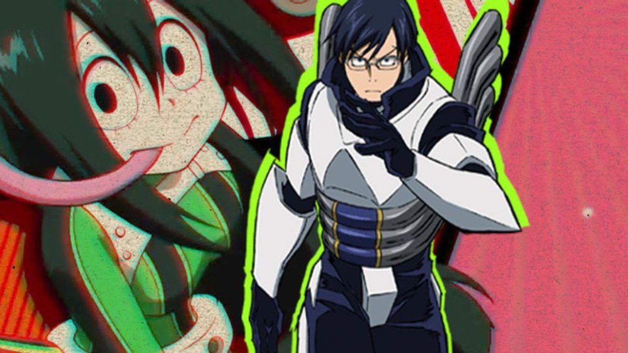 My Hero Academia: chi vincerebbe uno scontro tra Iida e Asui?