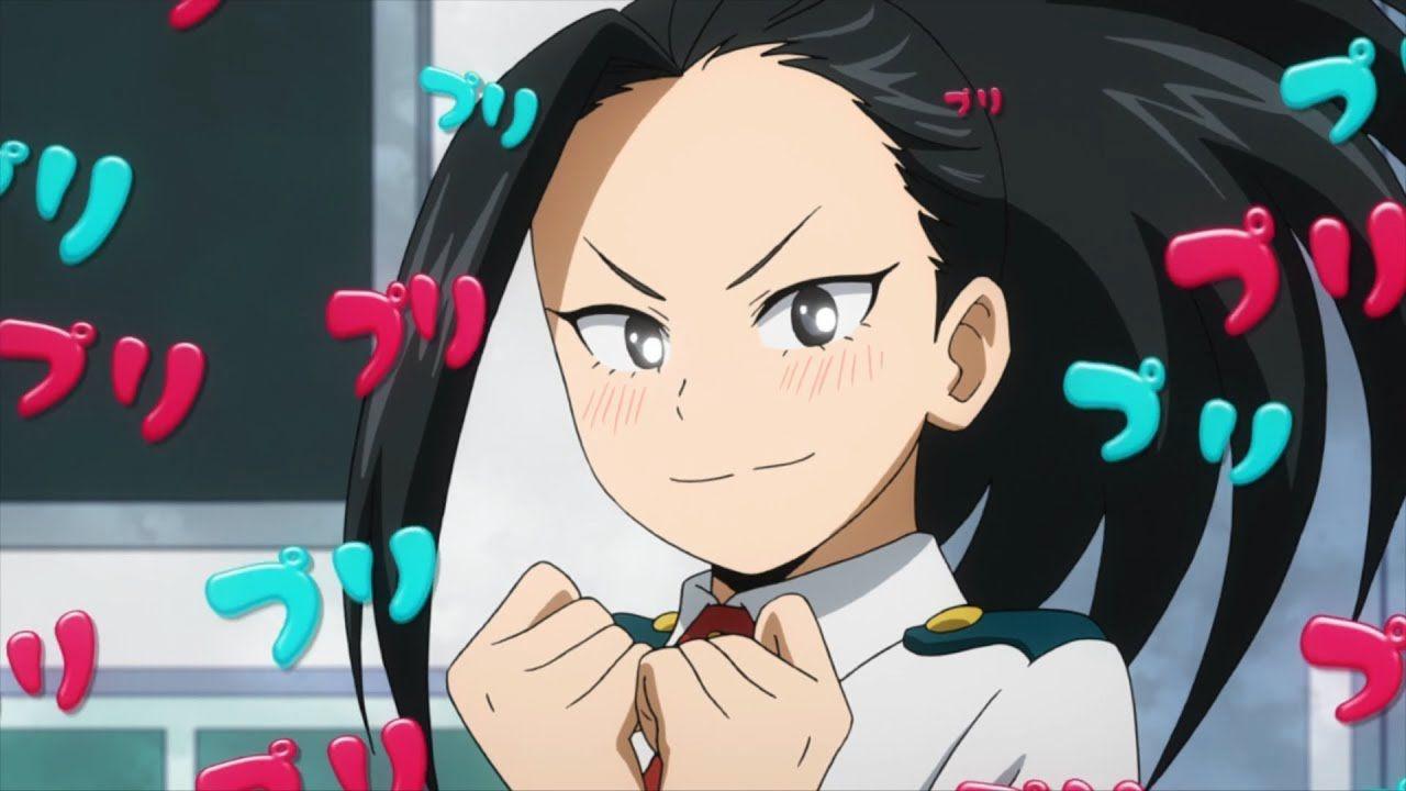 My Hero Academia: questo cosplay di Momo Yaoyorozu mostra tutta la sensualità dell'eroina