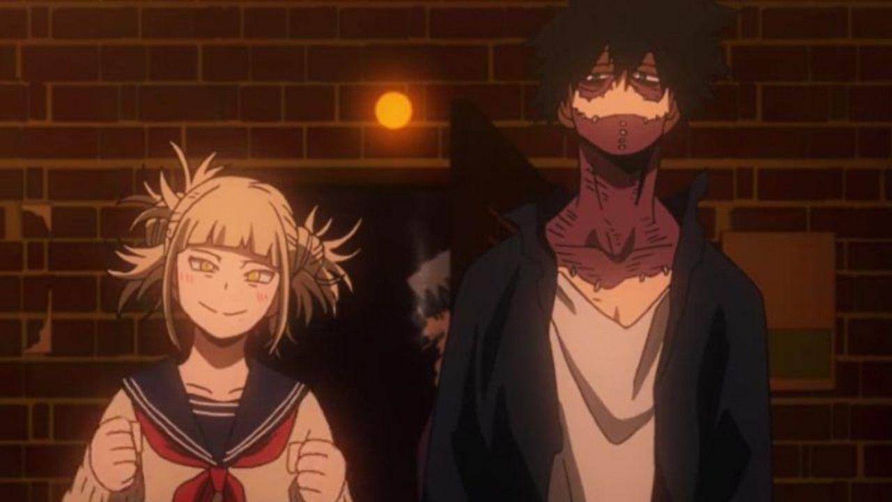 My Hero Academia: Dabi e Toga attaccano gli eroi in questo cosplay