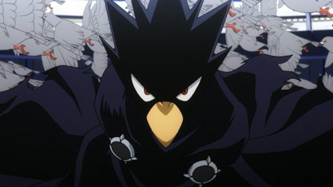 My Hero Academia: il Dark Shadow di Tokoyami prende vita in questo cosplay