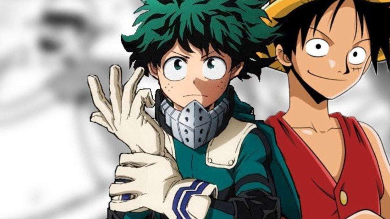 My Hero Academia: Deku e compagni diventano pirati in un epico crossover con ONE PIECE