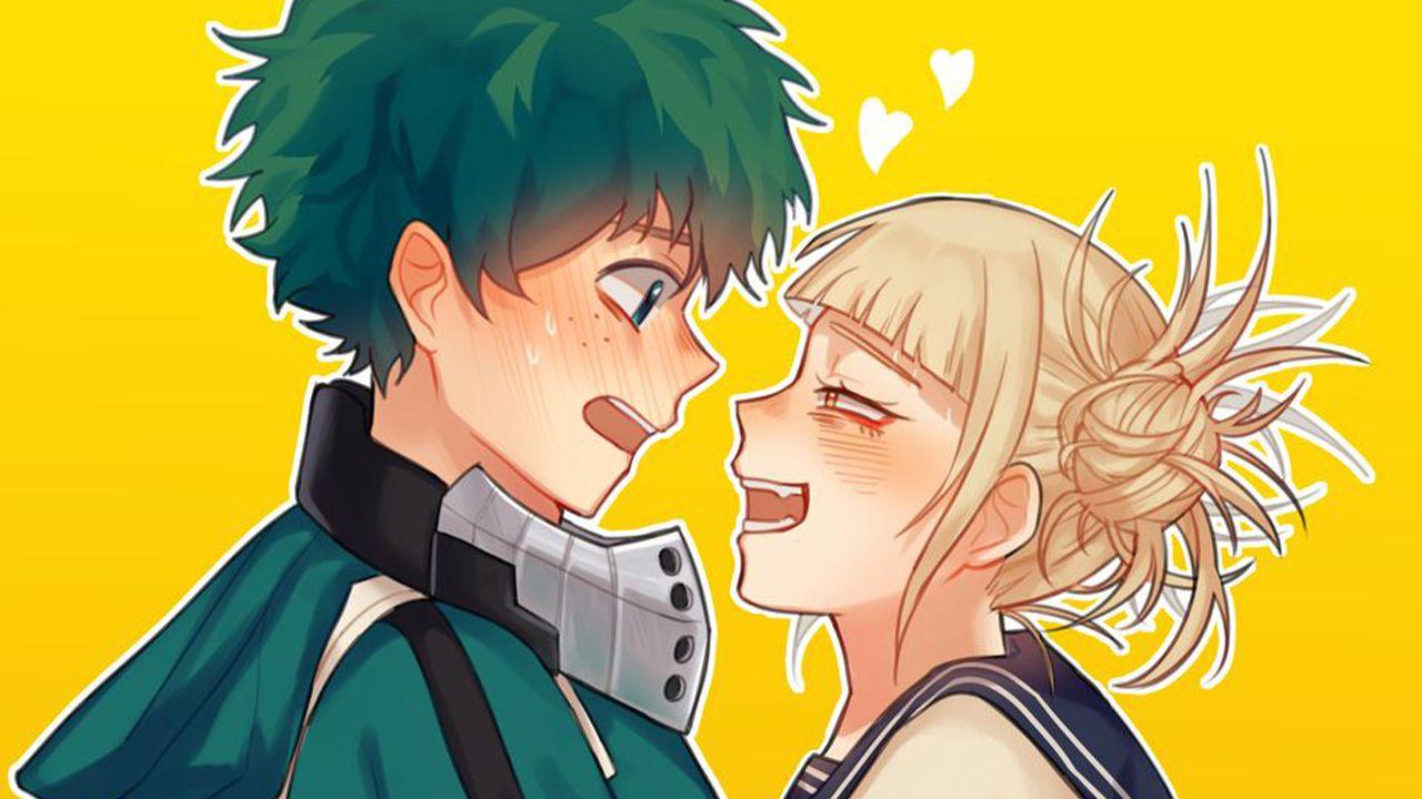 My Hero Academia: Deku e Toga diventano una coppia in questo cosplay
