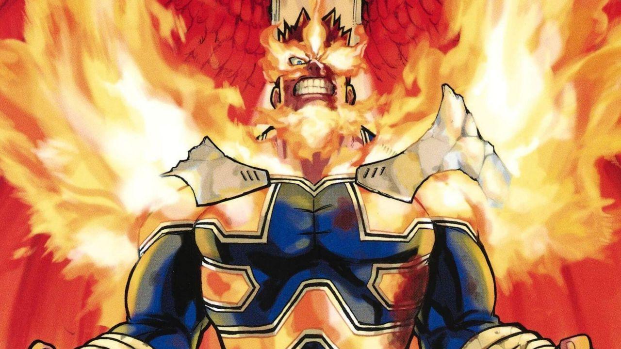 My Hero Academia: il fallimento dei Pro Heroes grava sulle spalle di Endeavor