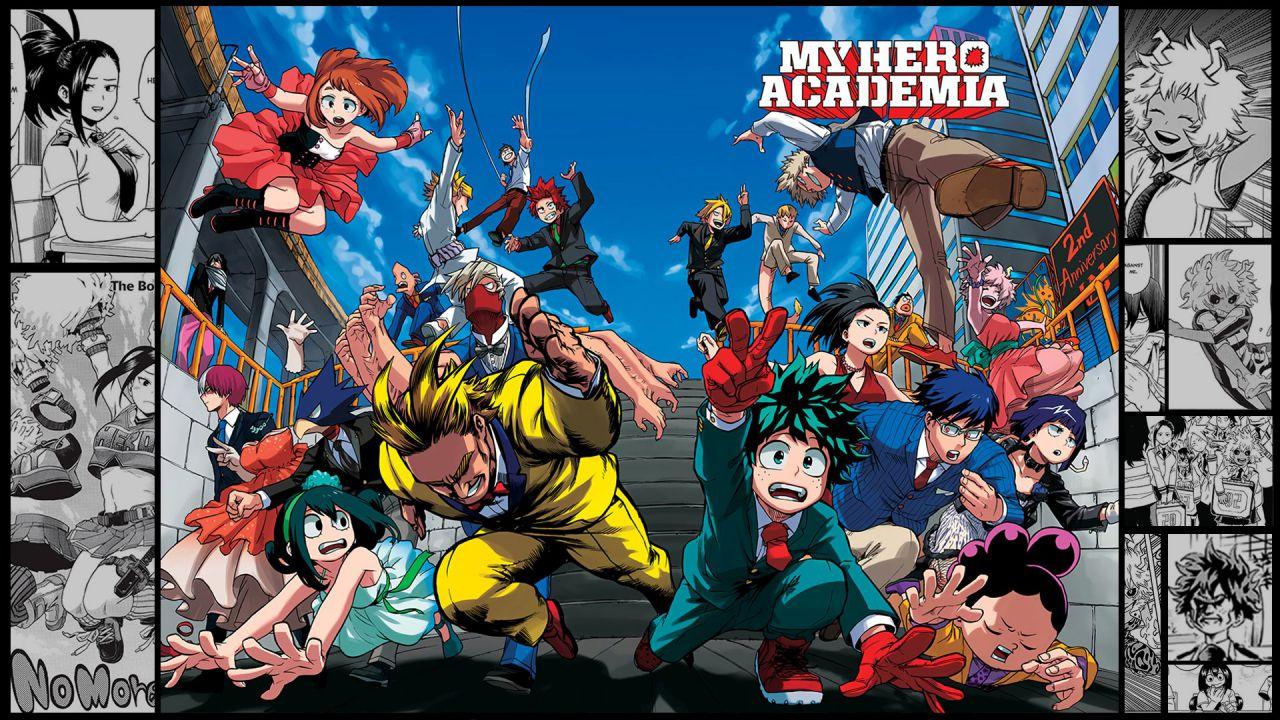 My Hero Academia: una fanart ci svela il traditore della Classe 1-A