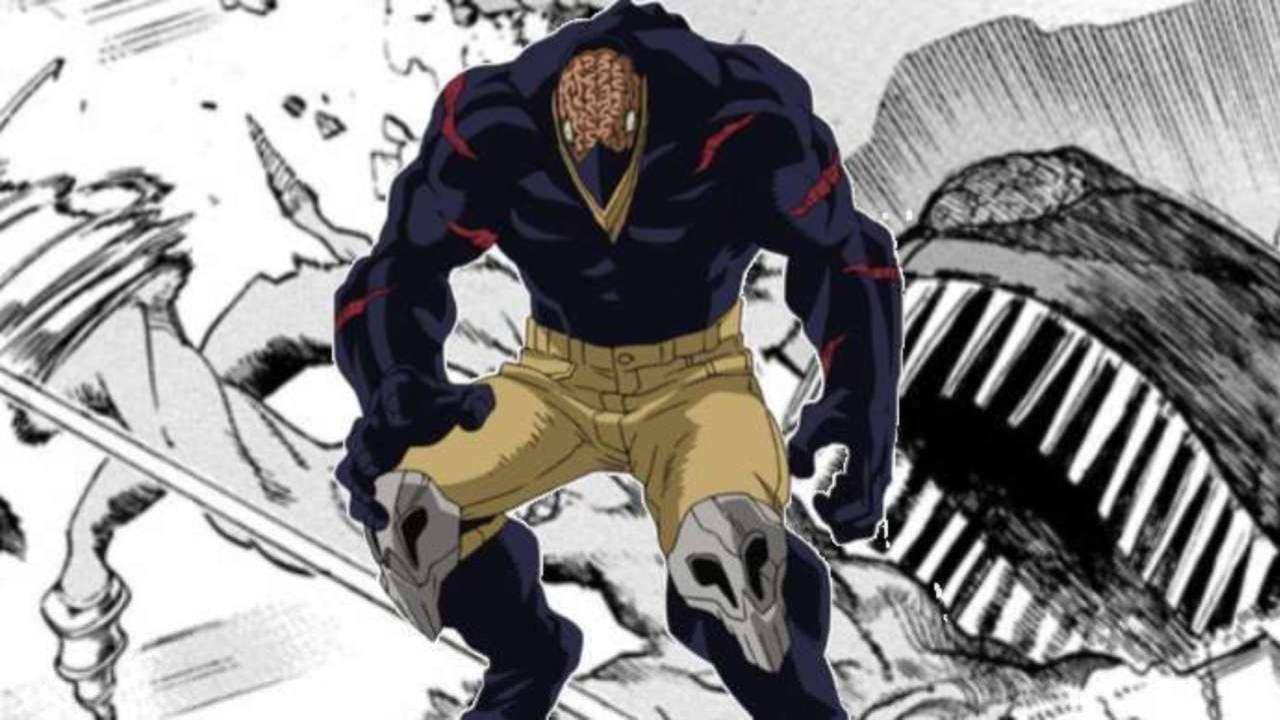 My Hero Academia: un giovane eroe è sconvolto dalla potenza dei Nomu