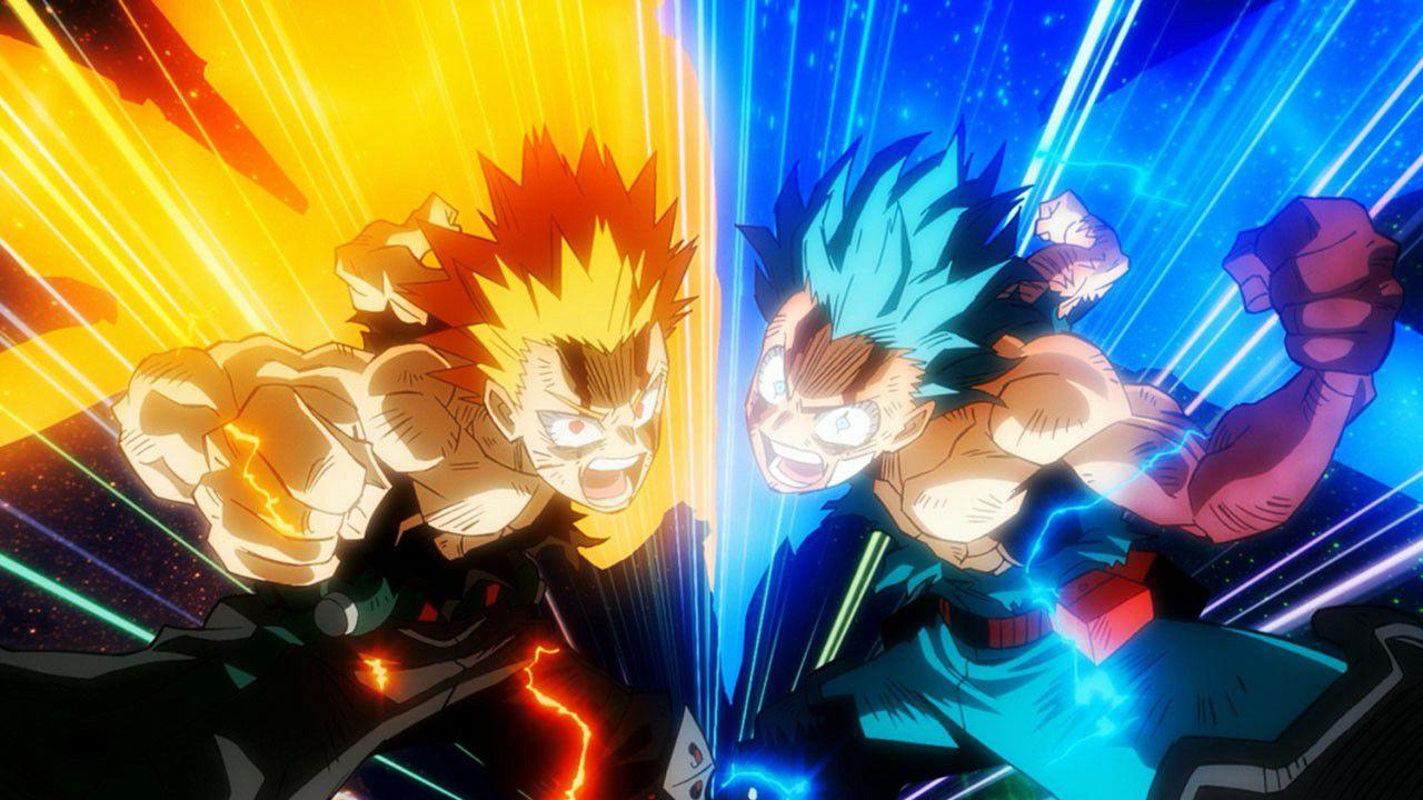 My Hero Academia: Heroes Rising, svelata la cover art per la release in Blu-ray