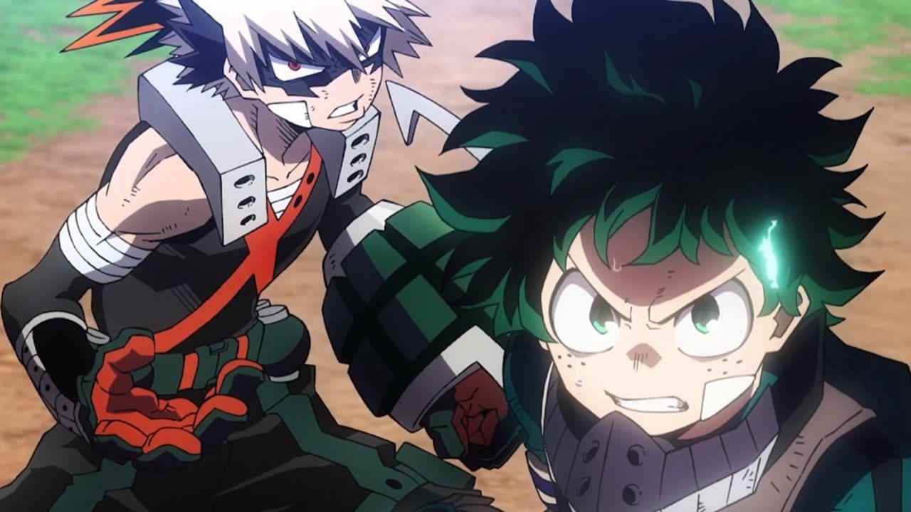My Hero Academia Heroes Rising: è ufficiale, il film arriva in Italia il 12 novembre