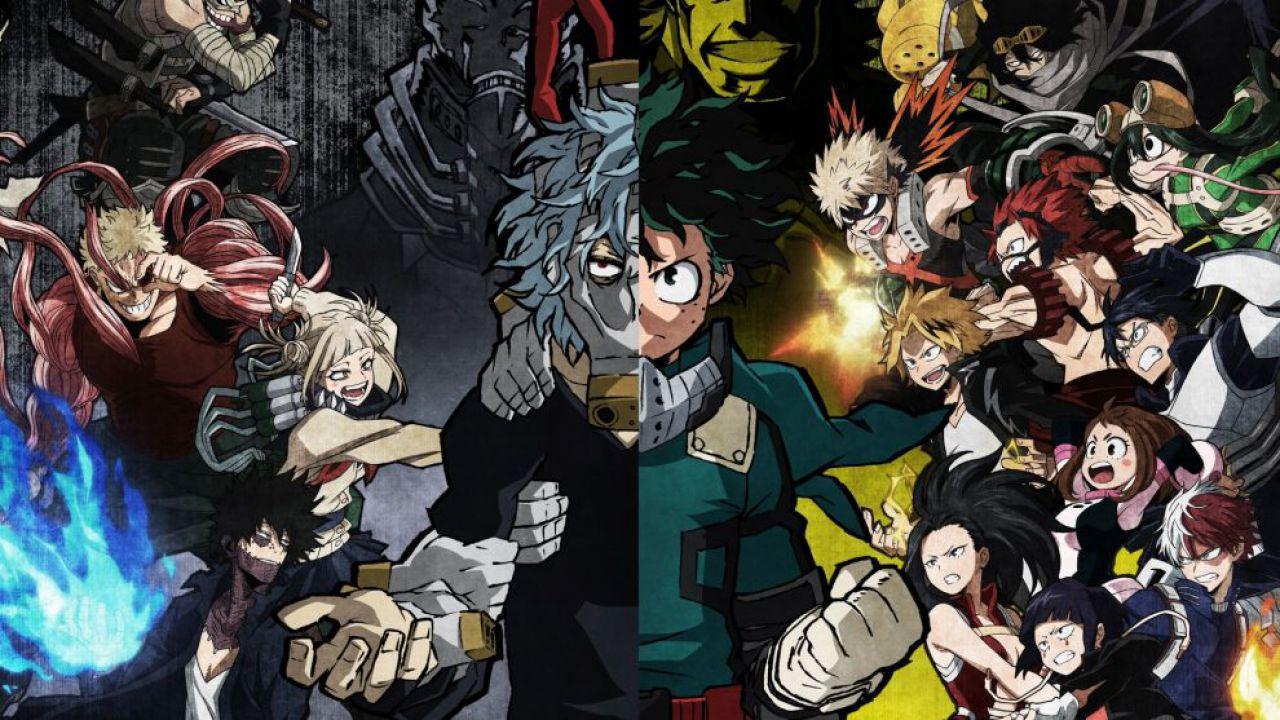My Hero Academia: importanti novità per due eroi protagonisti