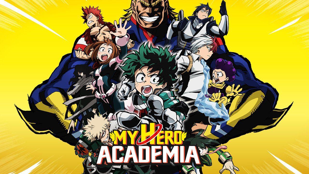 My Hero Academia in italiano e Akira 30th Anniversary tra le uscite Dynit di novembre 2018